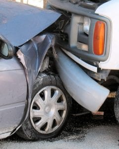 What to do when in an auto accident