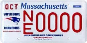 cancel my Massachusetts plates