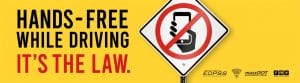 Massachusetts Hands-Free Distracted Driving Law